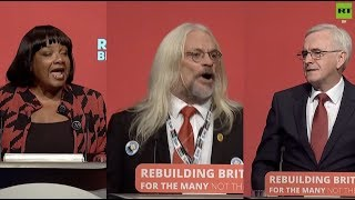 Labour Conference: The most amusing moments thumbnail