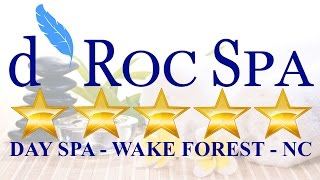 Best Couples Massage Therapy Wake Forest | REVIEWS | d'Roc S…