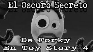   El Curioso Secreto de Forky de Toy Story 4   Nuevo dato a la teoría Pixar  