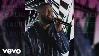 Khalid - Better (Official TikTok Performance)
