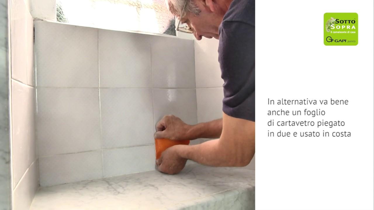 Coprire Piastrelle Cucina Con Pannelli come coprire le piastrelle senza toglierle
