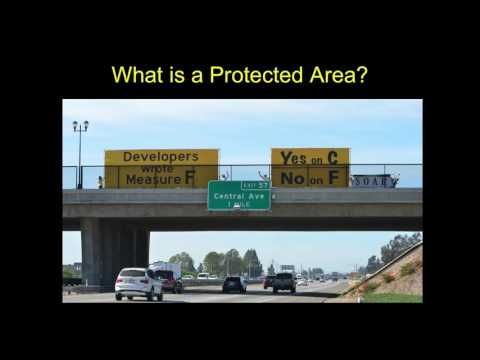 Introduction to Protected Areas-Part 1 (Overview)