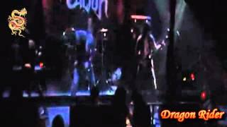 Night Threat - Negative Existence (live)(Dragon Rider)
