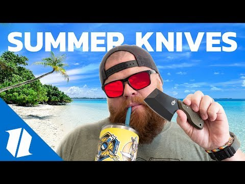 Best Knives of Summer 2019   Week One Wednesday Ep. 7