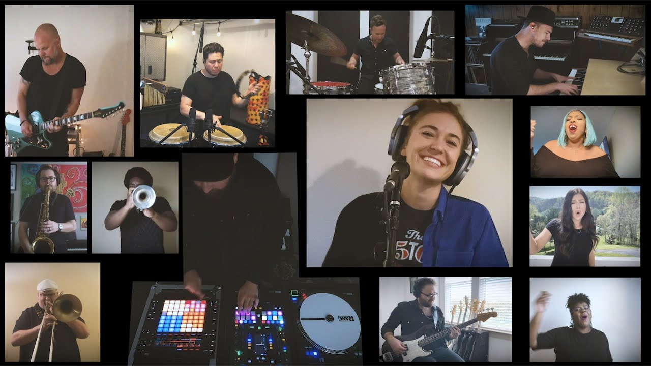 Video of the Da: Lauren Daigle Sings Social Distancing Version of Song 'Still Rolling Stones'