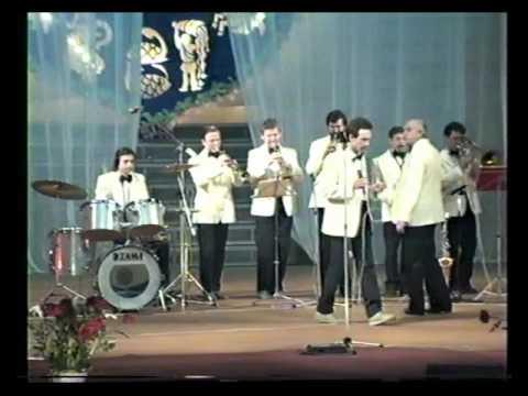 1991 год концерт 8 марта Дворец культуры химиков