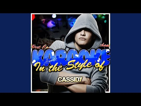 Around Tha World (In the Style of Cassidy) (Karaoke Version)