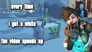 SUMMER CRATES BUT EVERY WHITE THE VIDEO GETS FASTER