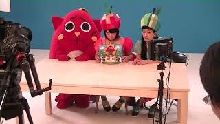 チャラン・ポ・ランタン×りんごの妖精ドラマー コラボ「りんごはスター...