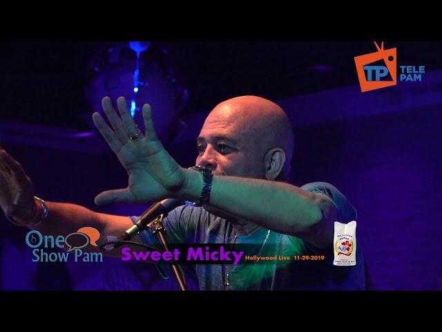 Sweet Micky Pale Anpil Bagay nan bal hallywood li la Nov 2019