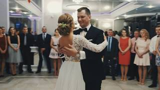 Pierwszy Taniec Malwina&Daniel Ed Sheeran - Perfect Wedding Dance 2017