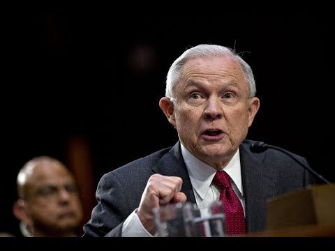 Top Moments of Jeff Sessions' Senate Testimony