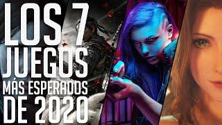 Los 7 Juegos que debes tener este 2020