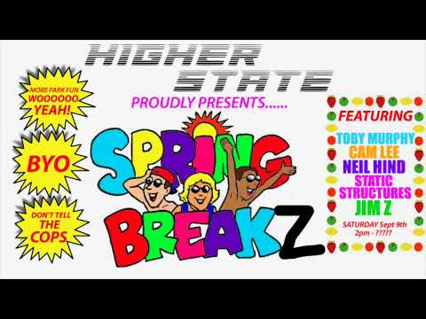 Static Structures @ Higher State SPRING BREAKZ (2017-09-09)