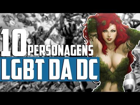 10 Personagens LGBT Da DC Comics | Fique Sabendo