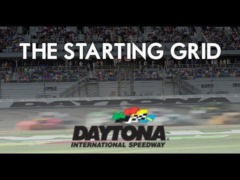 The Starting Grid: Daytona 500 daytona 500