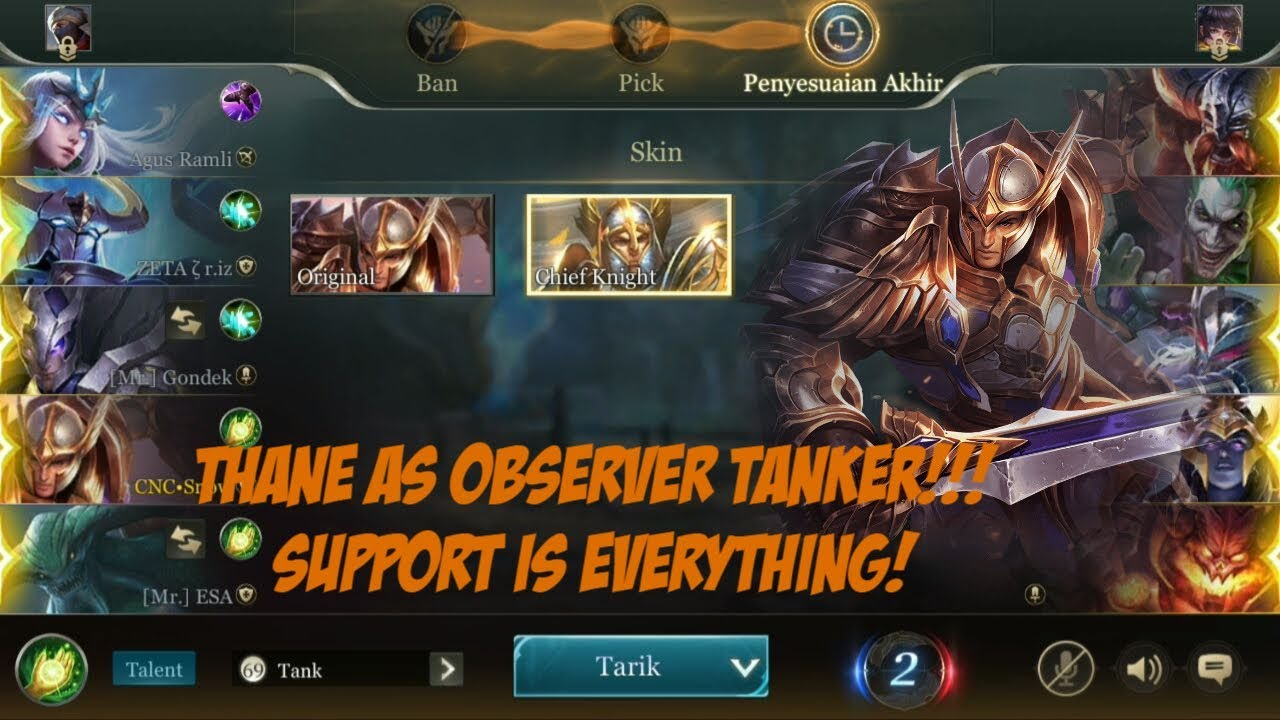Aov Indonesia Learn How To Be A Good Observer Bebek Gaming