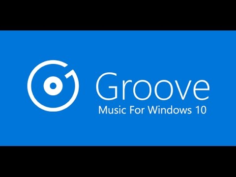 Groove Music - Not Starting Potential Fix For Windows 10
