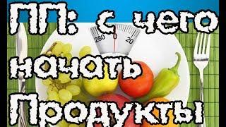 ПП: правильное питание. Продукты ПП. Тарелочки ПП. Мои итоги.