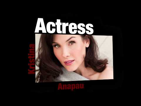 w the Beautiful Kristina Anapau
