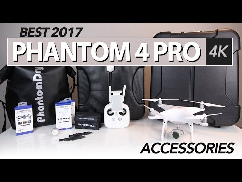 BEST PHANTOM 4 PRO ACCESSORIES