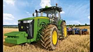 najwieksze pojazdy i maszyny rolnicze na 2014 rok