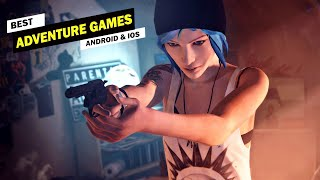10 Best Adventure Games For Android & Ios 2020  Offline/online