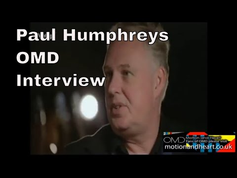 Paul Humphreys interview - Needle Time