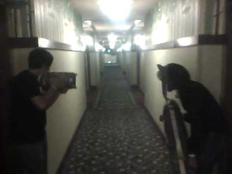 Escape From The Grand Hotel Youtube