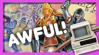 A Look at Disastrous MS-DOS Ports of NES Classics! - Port Patrol