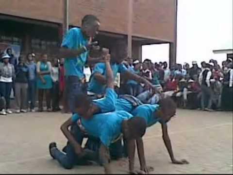 MVP Kwasa Dance Crew from Orange Farm@Jabulile Scondary ...