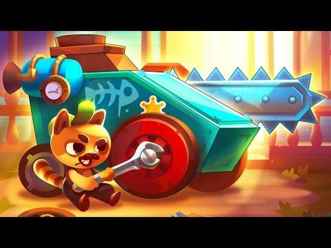 ТАЧКА ЧТО НАДО! ► CATS: Crash Arena Turbo Stars  18  - Видео из Майнкрафт (Minecraft)