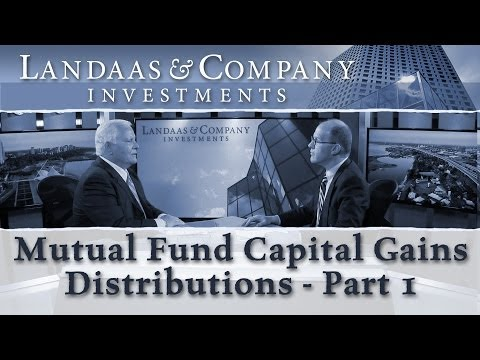 Mutual Fund Distributions - Part 1
