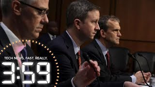 Congress roasts Google, Facebook and Twitter (The 3:59, Ep. 310)