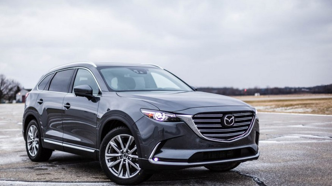 2017 Mazda Cx 9 Azami New Car Review