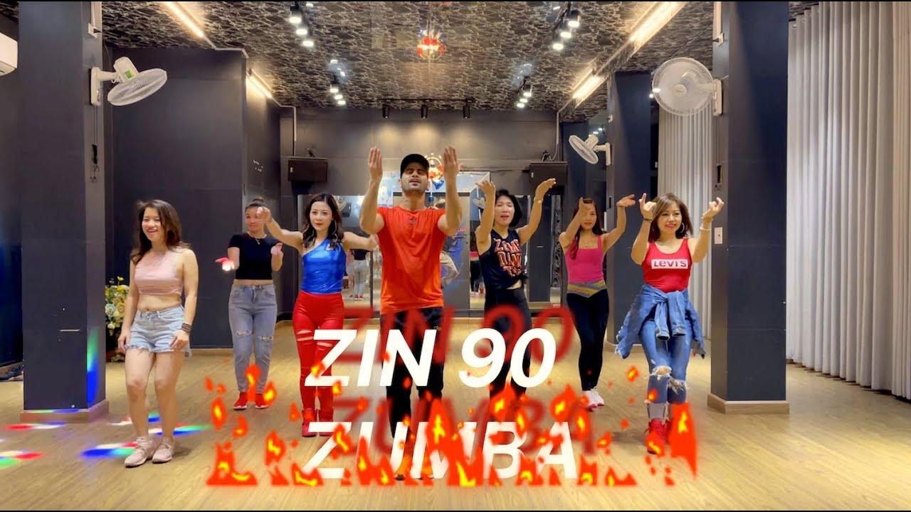 Zin 90 Zumba   PA' LA CULTURA   David Guetta, HUMAN X   Sofia Reyes   Zumba Pop   Dance Workout