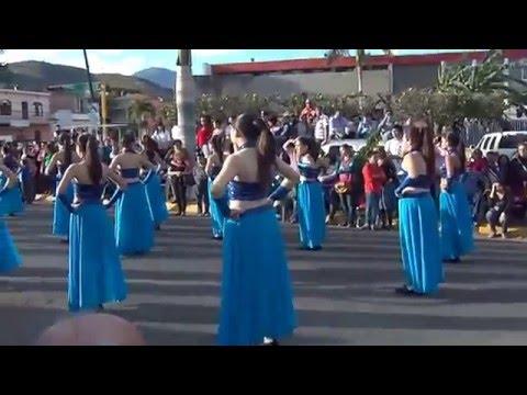 Entierro del mal humor Carnaval Autlán 2016. Parte 1.