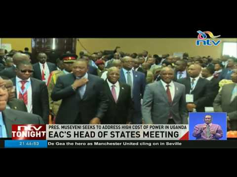 Innovative ways needed to finance infrastructure - President Kenyatta