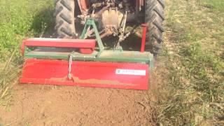 Repeat youtube video Traktorska freza TF 1500; rotary tiller TF 1500