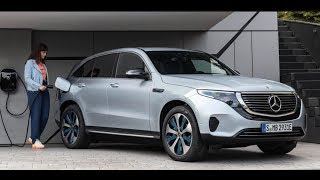 2019 Mercedes EQC Review Test Drive, Price and Specifications Release
