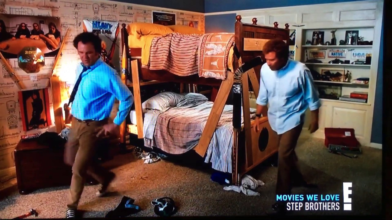 Step Brothers Bunk Beds Youtube