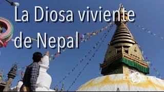 Un Diosa viviente!!! - Nepal #2