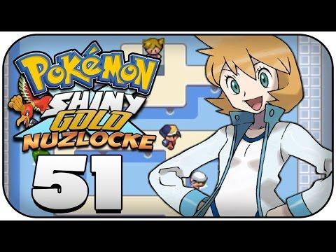 Speeddaterin Misty! - Pokémon Shiny Gold X Nuzlocke Challenge #51