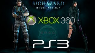 Resident Evil/Biohazard Revelations coming to PS3/Xbox 360? [RUMOR]