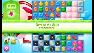 Candy Crush Jelly Saga Level 1311 (No boosters)