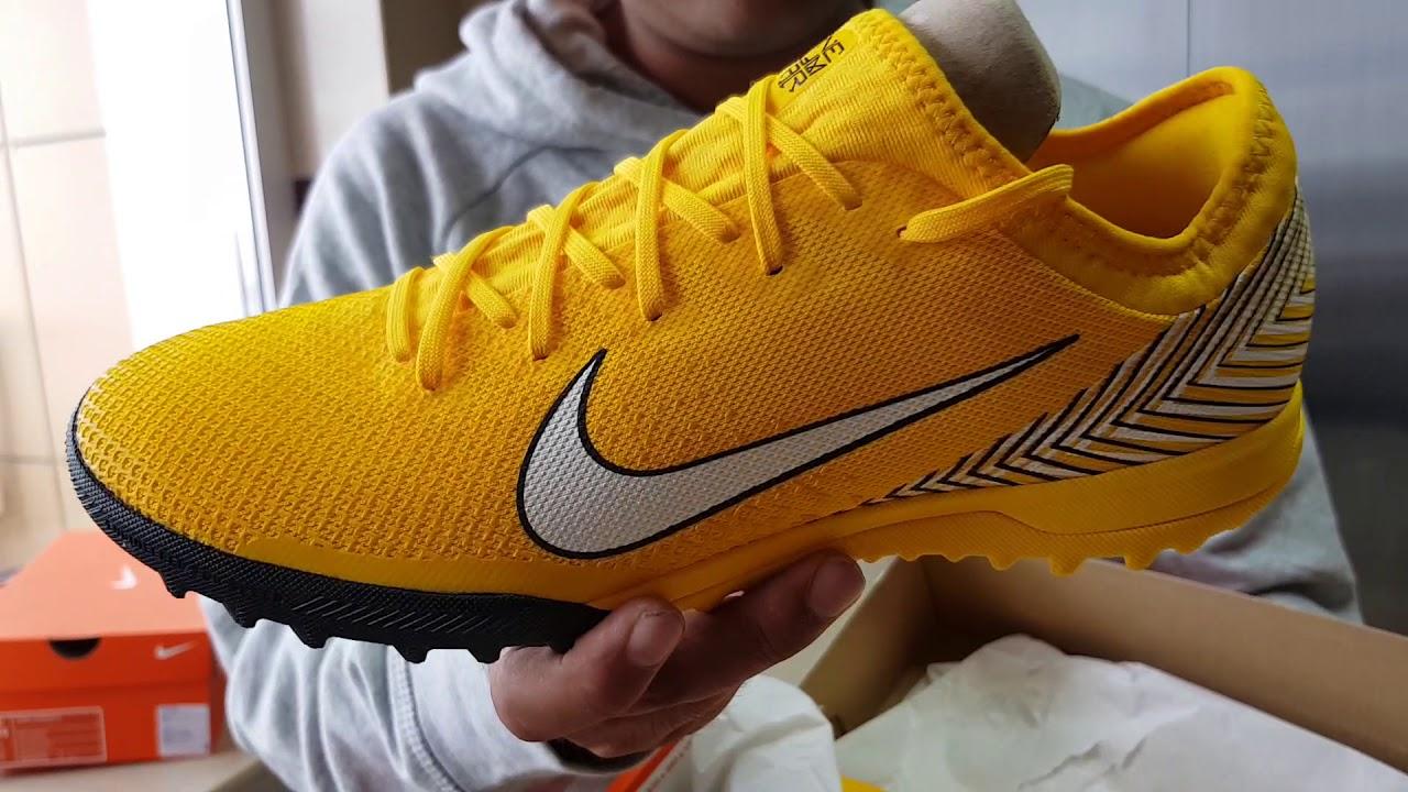 promo code eeec9 7bd75 Nike Mercurial Vapor 360 Elite Neymar FG - First look