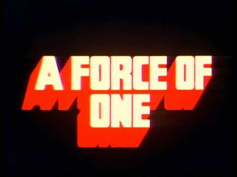 Download A Force of One (1979) (VHS Trailer)