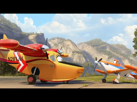 Disneys planes fire rescue extended clip youtube disneys planes fire rescue extended clip voltagebd Choice Image