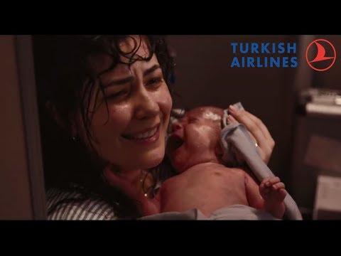 Türk Hava Yolları 85.Yıl Reklamı  (THY 85.yıl)