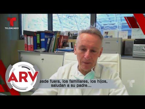 Coronavirus: Escasez de personal médico en Italia por contagio | Al Rojo Vivo | Telemundo